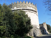 Via Appia Antica – Mausoleo di Cecillia Metella e Castrum Caetani, foto: Petr Nejedlý