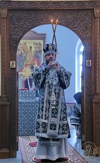 Литургия в Спасском соборе 160