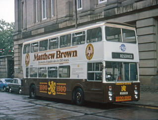 Greater Manchester North 3286 Liverpool 1995 Bus Photo