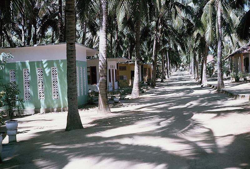 QUI NHON 1965-66 - Trại phong Quy Hòa
