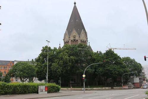 Russische Orthodoxe Kirche Des Hl. Johannes Von Kronstadt Hamburg