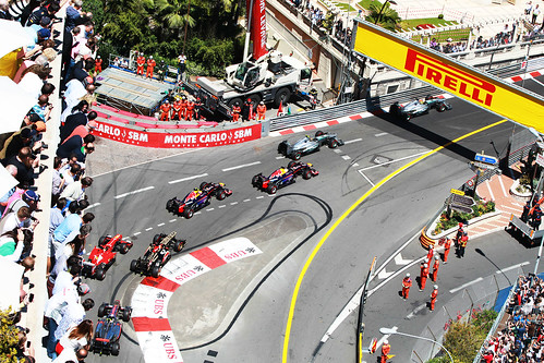 2013 Monaco Grand Prix - Sunday | by United Autosports
