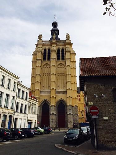 Views from Douai