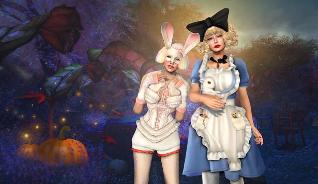 [Halloween 2014] by Miaa Rebane