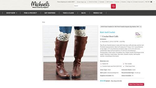 Boot Cuffs Pattern by Alessandra Hayden | by Just Be Happy Crochet