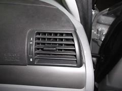 BMW SERIE 3 SALIDAS AIRE ACONDICIONADO ANTES