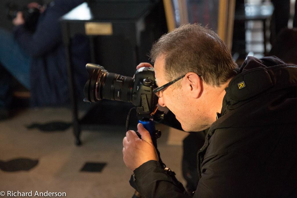 Maestro (aka Scott Kelby) at work