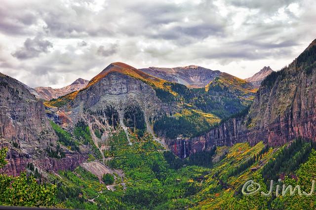Telluride Box Canyon