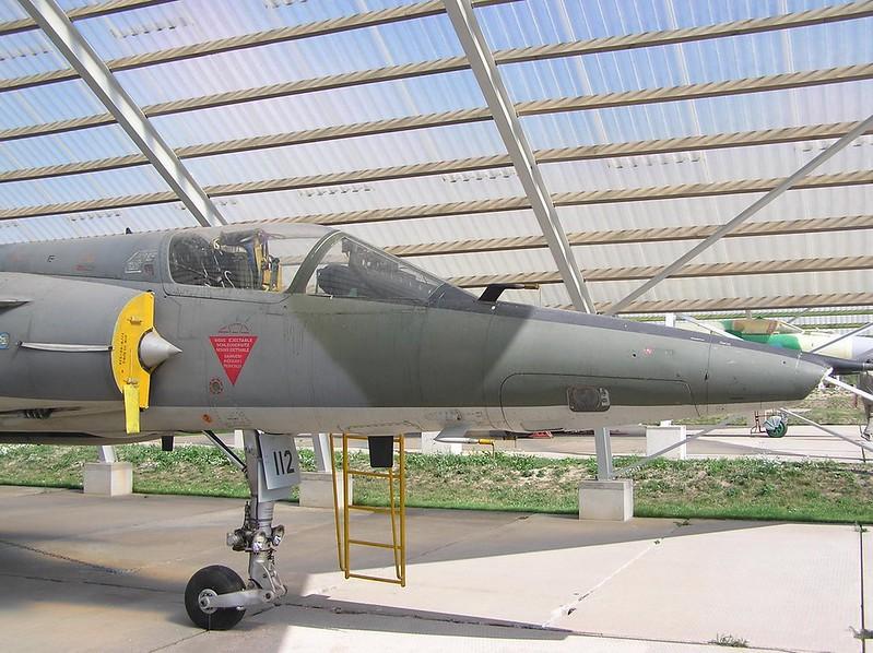 Dassault Mirage III RS 3