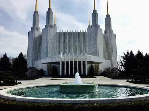 kensington maryland montgomeryco temples ldstemple mormonism churches fountains