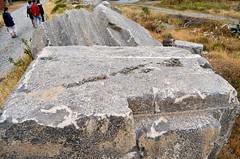 Roman quarry at Karagöl (Teos), Turkey (10)