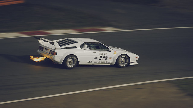BMW M1 Racecar