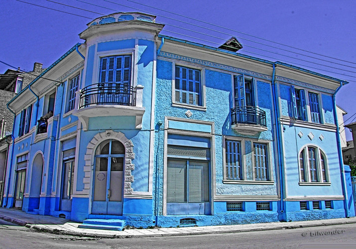 Greece, Macedonia, Florina, Eclectic architecture | #Μacedon… | Flickr
