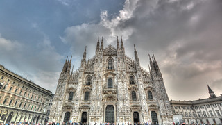 All the tiny people (Duomo di Milano HDR version) | by mendhak