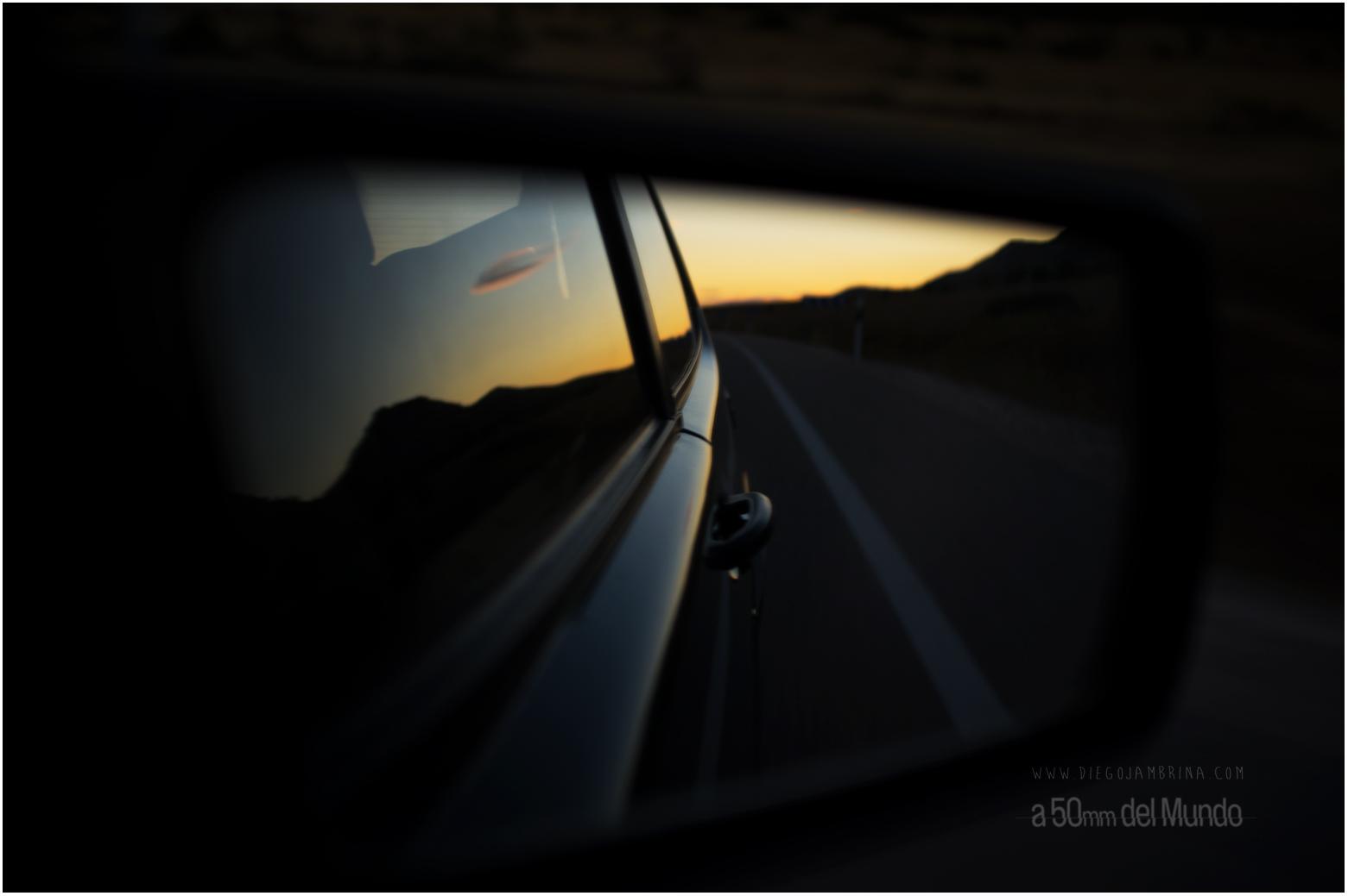 La carretera es mi destino