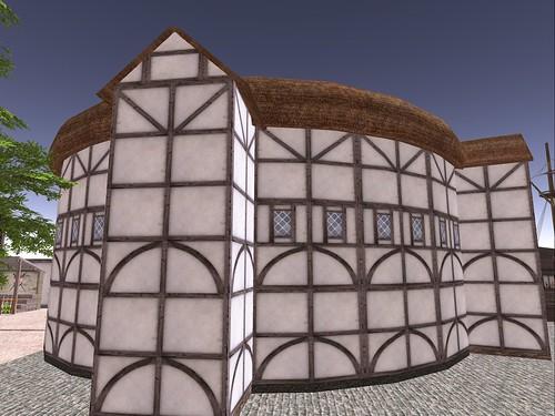 Caelestium Isle - The Olde Globe Theater SL   by mromani50