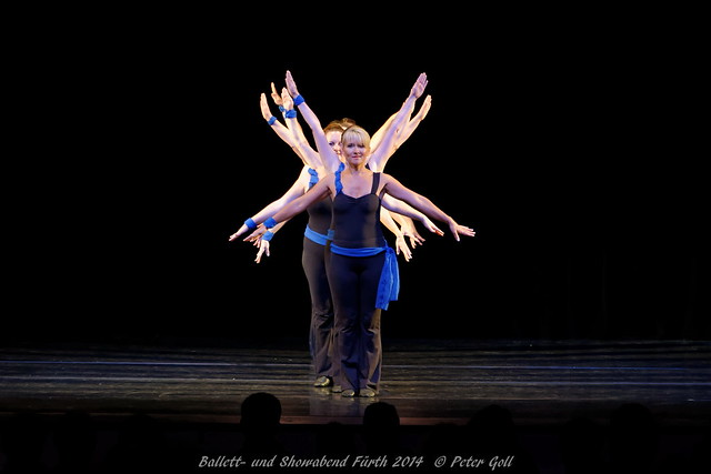 Ballett und Showabend, Stadthalle Fürth 060