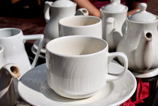 Last of the Cheshire Tea