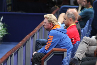 Boris Becker | by tennis buzz