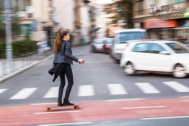 Skater girl (WWPW 2014) by Daniel Mihai