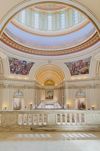 Oklahoma State Capitol Rotunda #2