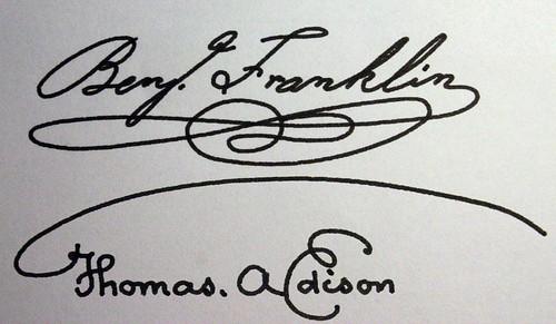AxiDraw® signatures