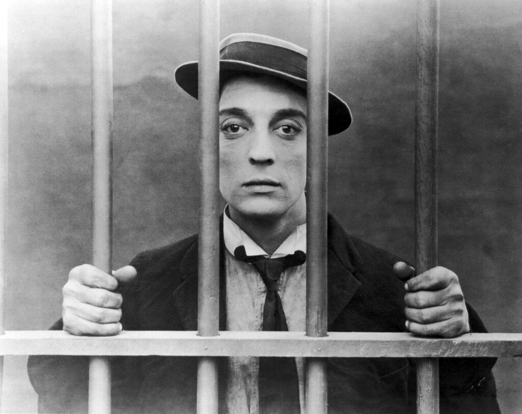 The Goat | Buster Keaton nel film