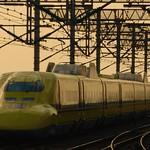 いつかの山陽新幹線 ドクターイエロー #いつかの #鉄道写真 #いつかのシリーズ