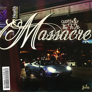 Curren$y - The Fo20 Massacre (Front) | by fortyfps