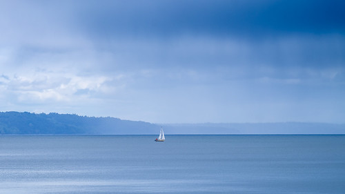 Sailing in the Puget Sound ~ Commencment Bay 20170414-_DSF1281   by TomCollins