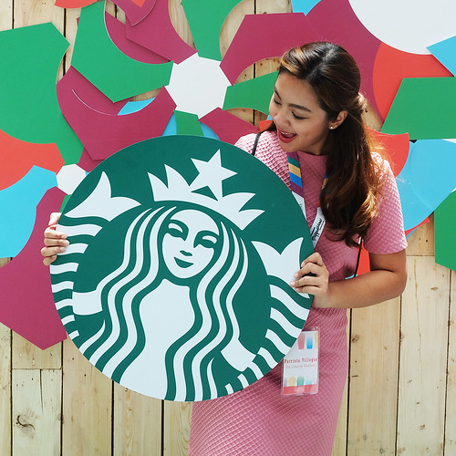 Patty Villegas - The Lifestyle Wanderer - Starbucks - Philippines - Frappuccino - Grand Launch - Mall of Asia Atrium - Pop'zel Coffee -24 | by hearitfrompatty