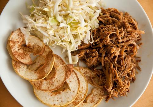 Paleo Food on plate