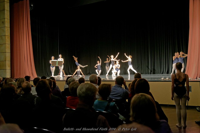 Ballett und Showabend, Stadthalle Fürth 002