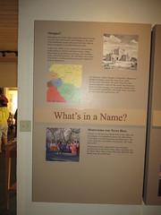 Visitor Center, Montezuma Castle National Monument, Camp Verde, Arizona