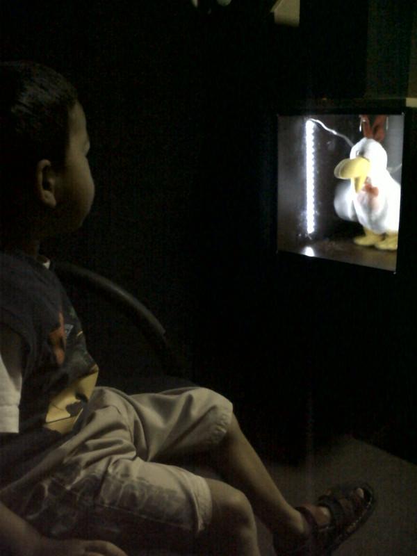 toddler hearing test