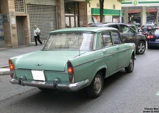 SEAT 1500 Monofaro diesel Barreiros, en Madrid (II)   by Galería de fotos de Francisco- Vicente Bonet Sega