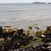 Poppit Sands, Pembrokeshire, Royaume-Uni.