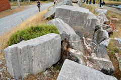 Roman quarry at Karagöl (Teos), Turkey (26)