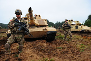 Here comes the cavalry | by U.S. Army Europe
