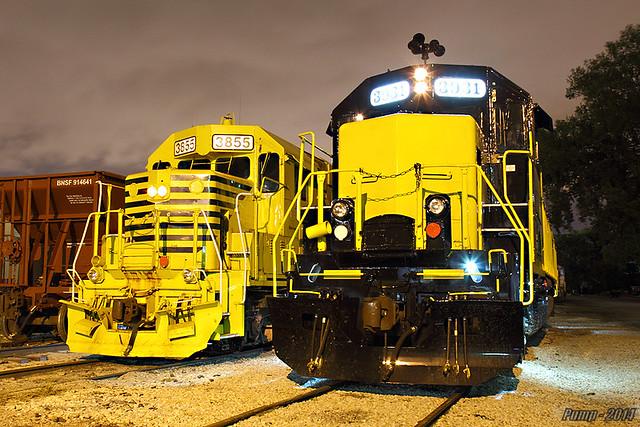 KCT Mill Street Yard at Kansas City, KS