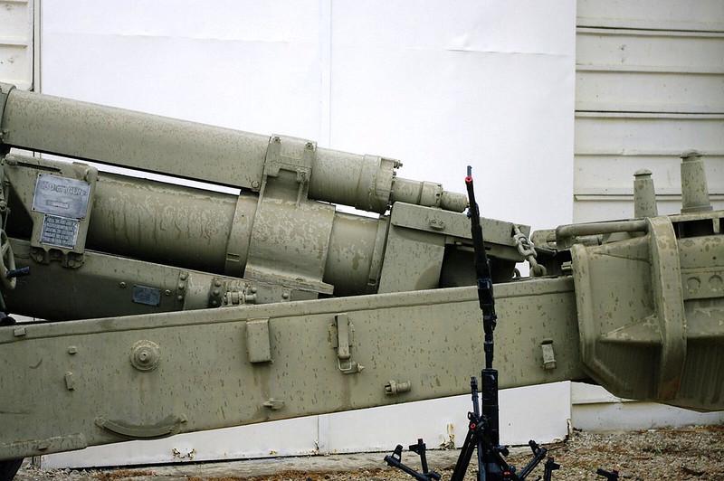 130mm M46 Field Gun (4)