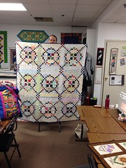 My Burgoyne Surrounded quilt