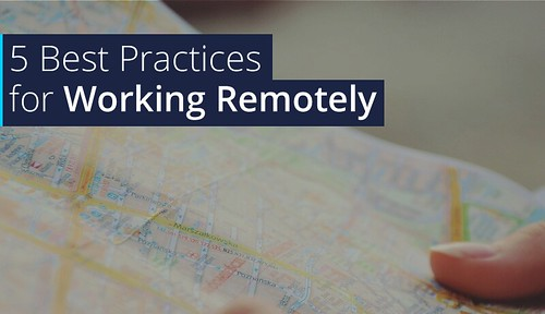 5 Best Practices for Working Remotely | by GetDashable