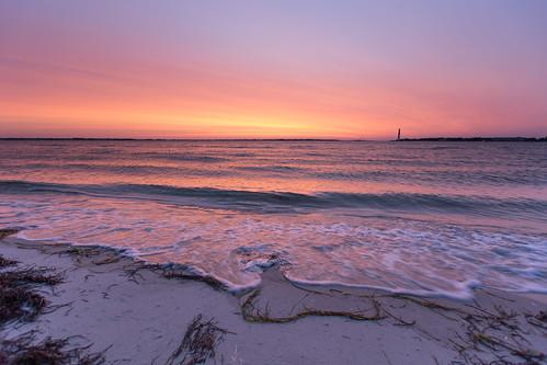 sunrise newjersey unitedstates nj 2014 barnegatlight barnegatbay longbeachtownship canon1635l canon6d