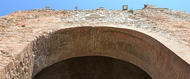 Théâtre antique de Taormine. Sicile