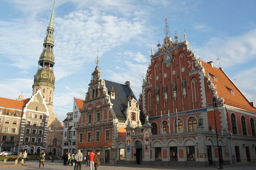 Riga, Latvia, October 2014