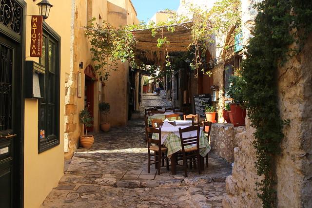 Narrow Street_Monemvasaia_Greece_Oct14