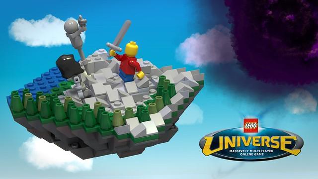 LEGO Universe's Fourth Birthday