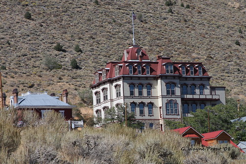 fourthwardpublicschool fourthwardschoolmuseum fourth ward school museum publicschool mansardroofed townofvirginiacity storeycounty nevada usa prout geraldwayneprout canon canoneos40d eos 40d digital dslr camera canonlensef28135mmf3556isusm lens ef28135mmf3556isusm photographed photography architecture building historical history old 1875 town virginiacity countyseat comstocklode comstocklodesilverdeposit gold silver deposit mining mines marktwain stateofnevada