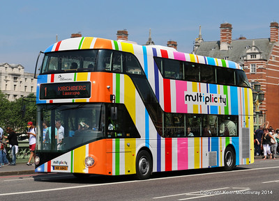 New Routemaster: Multiplicity Luxembourg